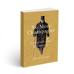 No More Champagne - David Lough - Paperback